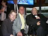 Me with Sir Patrick Moore and Damian Peach